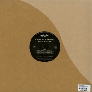 Back View : Enrico Mantini - ROUGH TIMES EP (180 G VINYL) - Wilson Records / WLS05
