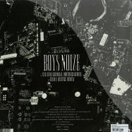 Back View : Boys Noize - XTC / ICH R U (CHEMICAL BROTHERS / JUSTICE RMXS) - Boys Noize / BNR100