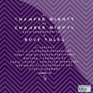 Back View : Chris Tietjen & Christian Burkhardt - CHAMBER NIGHTS (DYED SOUNDOROM RMX) - Cocoon / COR12113
