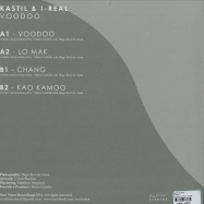 Back View : Kastil & I-Real - VOODOO - Soul Notes Recordings / SN1208