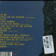 PEOPLE ON THE GROUND (CD)