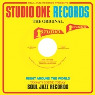 Back View : Denise Darlington / Tyrone Taylor - FEEL SO GOOD / RIGHTFUL REBEL (7 INCH) - Soul Jazz Records / SJR314-7