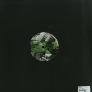 Back View : Hydrafunk - BEASTS FROM BELOW (180 G VINYL) - Immigrant / IMM 043