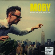 Back View : Moby - MUSIC FROM PORCELAIN (10 INCH) - Little Idiot / Idiot45
