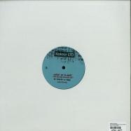 Back View : Norm De Plume - THE GROOVE GROCER EP (BLACK REPRESS) - Kolour LTD / KLRLTD006