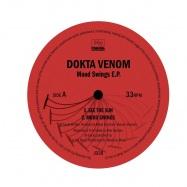 Back View : Dokta Venom - MOOD SWINGS EP (180 G VINYL) - Far Out / JD38
