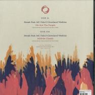 Back View : Break ft. MC Fats & Cleveland Watkiss - WE THE PEOPLE - Symmetry / SYMM024