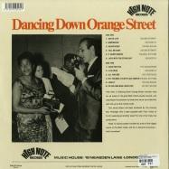 DANCING DOWN ORANGE STREET (LP)