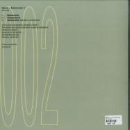 Back View : Harlo - BELMONDO EP (AUDIO WERNER RMX) - Harlo / HARLO002