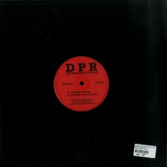 Back View : Noodles Groovechronicles / Dubchild - SO WILD (140 G VINYL) - DPR (Dat Pressure) / DPR 030
