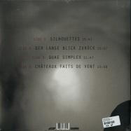 Back View : Klaus Schulze - SILHOUETTES (GREY MARBLED 2X12 LP + CD) - Oblivion / 8162743