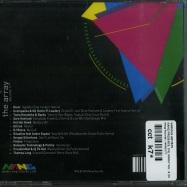 Back View : Various Artists - NANG PRESENTS: THE ARRAY VOL. 9 (CD) - Nang Records / NANG177