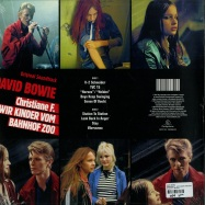 Back View : David Bowie - CHRISTIANE F. - WIR KINDER VOM BAHNHOF ZOO O.S.T. (LP) - Parlophone / 8620204