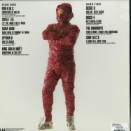 Back View : Various Artists - CHRISTMAS RAP (CLEAR RED LP) - Get On Down / GET51300LP