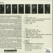 Back View : Celia - CELIA (LP) - Mr Bongo / MRBLP188