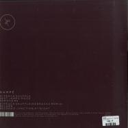 Back View : Dampe - PEACH SHUFFLE EP (FT. NEBRASKA REMIX) (LTD FULL COVER ARTWORK) - Dirt Crew / DIRT117