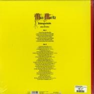 Back View : Wilhelm Busch - MAX & MORITZ UND BERÜHMTE KINDERLIEDER (LP) - Zyx Music / ZYX 55880-1