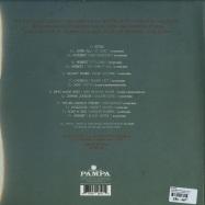 Back View : DJ Koze - REINCARNATIONS PART 2 (3LP) B-STOCK - Pampa Records / PAMPALP010