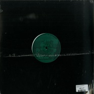 Back View : Delicate Instruments - MEMORY-1 /(180 G VINYL) - Shewey Trax / SHEW27