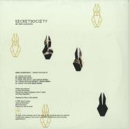 Back View : Denis Kaznacheev - CURVED PATCHAIR EP (2X12) - Secret Society Chile / SCRTC007