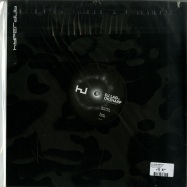 Back View : DJ Lag & OKZharp - STEAM ROOMS EP - Hyperdub / HDB123 / 00134775