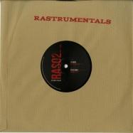 Back View : Dubkasm - RASTRUMENTALS REMIXES PART 1 (10 INCH) - Rastrumentals / RAS02