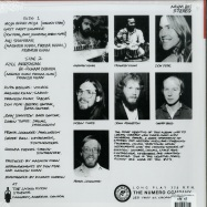 Back View : Rupa - DISCO JAZZ (LTD COLOURED LP) - Numero / NUM805LPC1