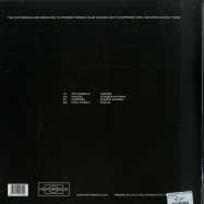 Back View : Kasper Bjorke / Curses / Khidja / Zombies in Miami - MOTORDISC 1 - Motordiscs / MTR001