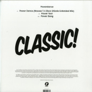 Back View : Powerdance - POWER BANG (INC MOUSSE T REMIX) - Classic / CMC270