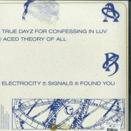 Back View : Low Tape - TRUE DAYZ FOR CONFESSING IN LUV - eudemonia / eudemonia 005