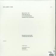 Back View : Keith Jarrett - MUNICH 2016 (2LP) - ECM Records / 0829260