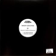Back View : Krispy Krouton - FLAVOUR 2: CHICKEN & SWEETCORN - Steel Fingers / KKRMX1