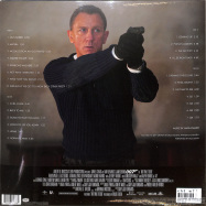 Back View : Hans Zimmer - BOND 007: NO TIME TO DIE O.S.T. (2LP) - Decca / 0882338