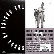 Back View : Black Sheep - THE CHOICE IS YOURS (LTD WHITE 7 INCH) - Mr Bongo / MRB7193W