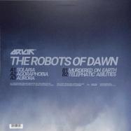 Back View : Artik - THE ROBOTS AT DAWN - Ohm Resistance / 57MOHM