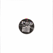 Back View : POD (Kenny Larkin) - THE VANGUARD EP (2X12 INCH, CLEAR VINYL) - Mint Condition / MC023CLEAR