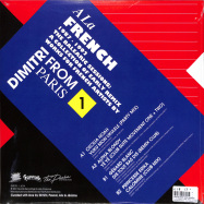 Back View : Dimitri From Paris Various - A LA FRENCH (1987-1992) THE BALEARIC SESSIONS VOL. 1 (LP) - Favorite Recordings, Jazzy Couscous / FVR175-JC14