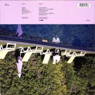 Back View : Yan Wagner - COULEUR CHAOS (WHITE LP) - Yotanka Productions / 20995