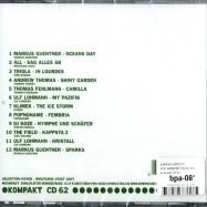 POP AMBIENT 2008 (CD)