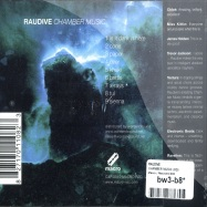 Back View : Raudive - CHAMBER MUSIC (CD) - Macro / Macrom19CD