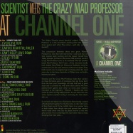 SCIENTIST MEETS THE CRAZY MAD PROFESSOR AT CHANNEL ONE