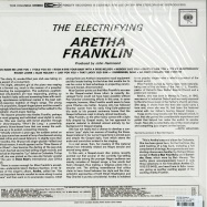 Back View : Aretha Franklin - THE ELECTRIFYING ARETHA FRANKLIN (LP, 180GR) - Music On Vinyl / movlp293
