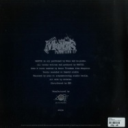 Back View : Mantis - PULVERIZED EP - Black Smoker Records / BSR0013