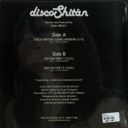 Back View : Shitan - DISCO SHITAN - Best Record Italy / bst-x005