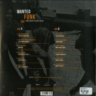 Back View : Various Artists - WANTED FUNK (180G LP) - Wagram / 146731