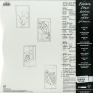 Back View : Brian Eno - BEFORE AND AFTER SCIENCE (2X12 LP) - Virgin / ENO2LP4 / 5748424