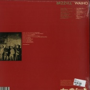 Back View : BRZZVLL - WAIHO (LP+MP3) - SDBAN ULTRA / SDBANULP05