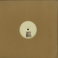 Back View : Will Lister - SPACE TO BREATH EP - Joy In Repetition / JIR002
