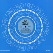 Back View : AD Bourke / Raiders of the Lost Arp (ROTLA) - RAW (RON TRENT REMIX) (180 G VINYL) - Far Out Recordings / JD42