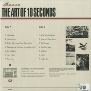 Back View : Boora - THE ART OF 10 SECONDS (LP) - King Underground / ku-044